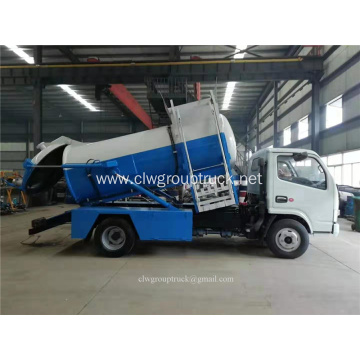 Dongfeng 5CBM Kitchen garbage truck
